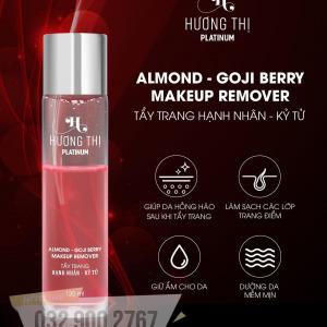 Nước tẩy trang Hương Thị Kỷ Tử Hạnh Nhân (120ml) - Almond Goji Berry Makeup Recover
