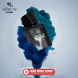 Nước hoa nam Remi cao cấp 50ml lưu hương 8-12h - Hương Thị Platinum 7