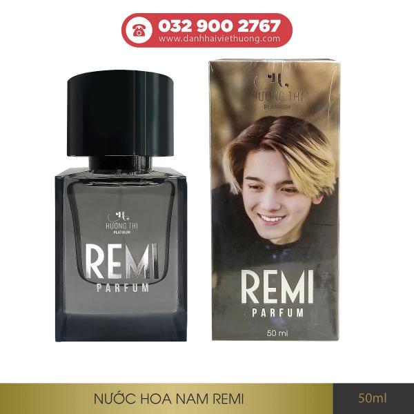 Nước hoa nam Remi cao cấp 50ml lưu hương 8-12h - Hương Thị Platinum 5