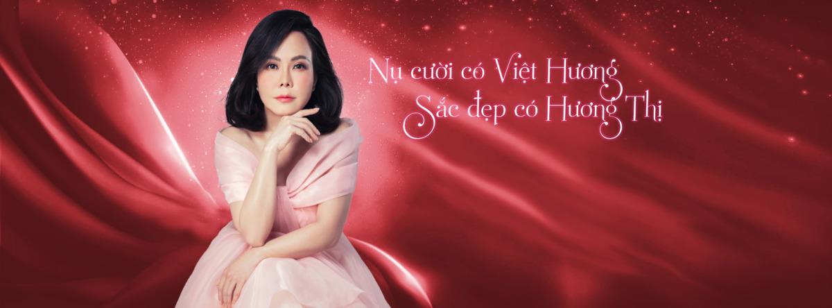 Nụ cười có Việt Hương, sắc đẹp có Hương Thị