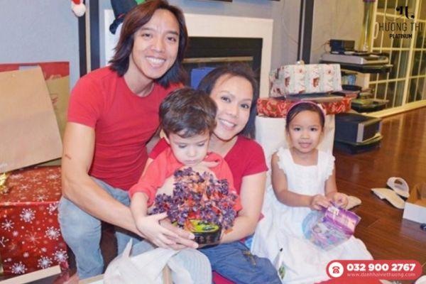 Gia đình nghệ sĩ Việt Hương và cuộc đời nhiều thăng trầm