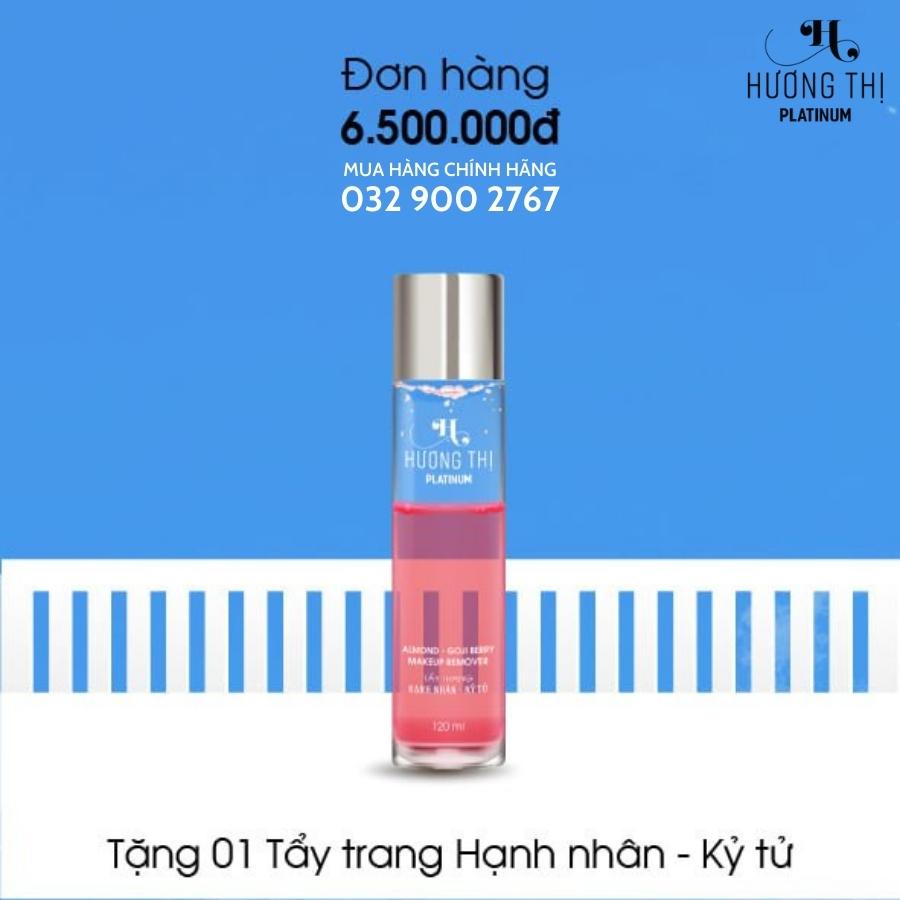 Khuyến mãi tháng 9 của mỹ phẩm Hương Thị - Nghệ sĩ Việt Hương
